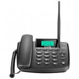 Telefone Celular Fixo De Mesa Para 2 Chips Gsm 200 - Elgin