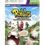 Rabbids Invasion Xbox 360 Kinect Nuevo Sellado!!