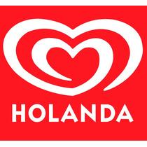 Helados Holanda Mayoreo Para Negocio, Fiestas O Eventos