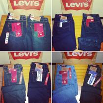 Jeans Levis 505 Semitubos Y 550 Clasicos Originales Nuevos!