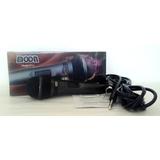 Microfono Moon Dinamico Profesional M23 Cable 3,60 M Karaoke