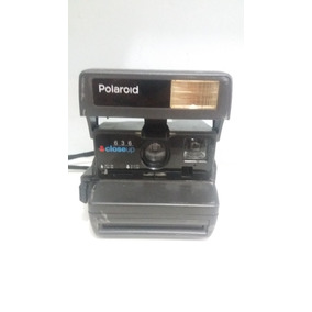 Maquina Fotografica Polaroid Raridade