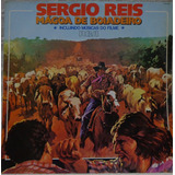 Lp Vinil-sergio Reis(mágoa De Boiadeiro-filme)1978-rca