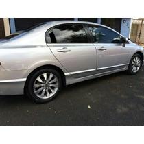 Honda Civic 4p Dat Ex Sedan Aut 2010
