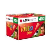 Rollo Agfa Vista Plus 400 Asa 24 Fotos Color Rev Vencido