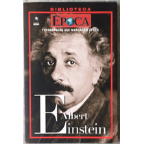 Livro Albert Einstein - Personagens Que Marcaram Época.