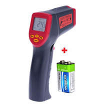 Termometro Digital Infrarojo Uso Industrial Hasta 530 Grados