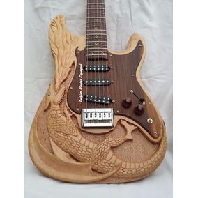 Guitarra Dragon Enf Luthier Unica En El Pais Gotoh Ds Pickup
