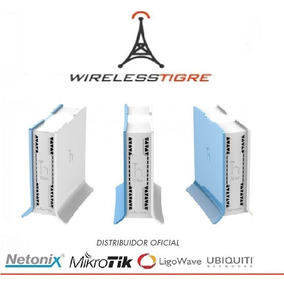 Router Wireless Mikrotik Hap Lite 2,4ghz ----- Sin Fuente!!!