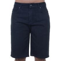 Bermuda Masculina Quiksilver Jeans Artor Black