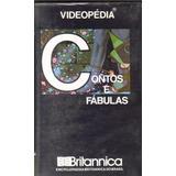 Vhs Conto De Fábulas - Infantil - Dublado