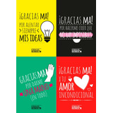 Dia De La Madre 4 Tarjetas Imprimibles Pack4