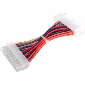 Cable 15cm Adaptador De Poder Conve Atx 20 A 24 Pin M A H