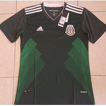 Playera Seleccion Mexico Nueva 2017 Rusia Confederaciones