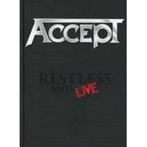 Accept - Restless And Live - (dvd/2cd) - (nac)