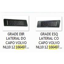 Par De Grade Da Lateral Do Capo Volvo Nl10/12-1664978