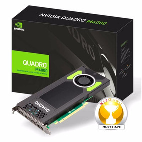 Placa De Video Quadro Nvidia M4000 8gb Ddr5 Pny