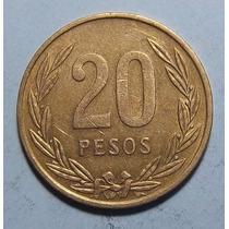 Colombia 20 Pesos 1982 Excelente Km 271