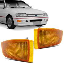 Lanterna Dianteira Escort Xr3 93 94 95 96 Pisca Para-choque