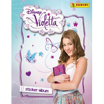 Estampas Sueltas Violetta Album Panini Disney