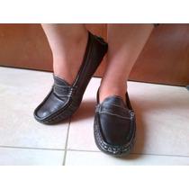 Bellos Zapatos Mocasines Unisex Casuales Anat Tallas 35 Y 36