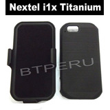 Funda Holster Gancho Giratorio Nextel I1x Motorola Titanium