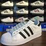 Adidas. Superstar. Para Niños Talla 30-31-32-33-34. Ninos