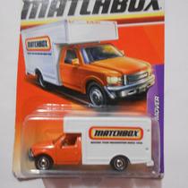 Fermar4020 *mbx Mover* E-169 61/2011 Camion Mudanza