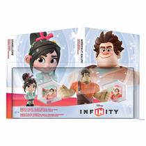 Disney Infinity Detona Ralph E Vanellope - Xbox Playstation