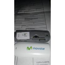 Pendriver Movistar Línea Activa 4g De 4.1 Gb Super Rapido