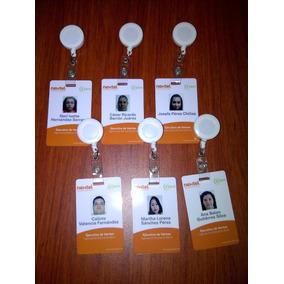 Gafetes, Acreditaciones Y Credenciales En Pvc Daa