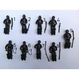 Gi Joe Crimson Shadow Guards V1-2005