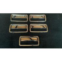 Cubre Manijas Cromados Chevrolet S-10 / Blazer Hasta ´2012