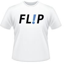 Camiseta Camisa Personalizada Skate Flip Promoção