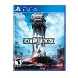 Juego Playstation 4 Star Wars Battlefront Ibushak Gaming