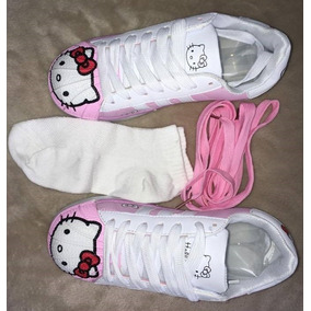 zapatilla puma hello kitty