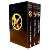 Libros Hunger Games Juegos Del Hambre 3 Libros En Ingles