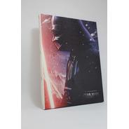 Quadro Darth Vader  Impressão Em Canvas
