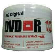 Dvd 4.7 Printeables Empaques De 50 Unidades