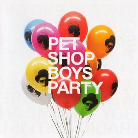 Cd Pet Shop Boys - Party / The Greatest Hits (968164)