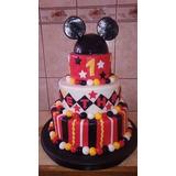 Tortas Infantiles De Mickey Mouse