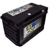Bateria Som Automotivo Moura Estacionária Clean 63ah