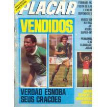 Placar Nº 285 - 12.09.75 - Pôsteres Flamengo / Fortaleza