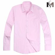 Camisa Social Masculina Mantie