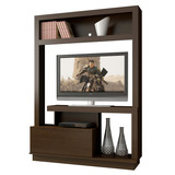 Mueble Home Modelo 483 Caoba Mate - Rinnova