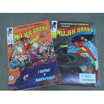 Comics La Mujer Araña De Novedades