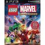 Lego Marvel Ps3 Físico Nuevo Sellado Xstation