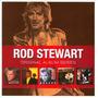 Rod Stewart - Original Album Series - Colección De Cds