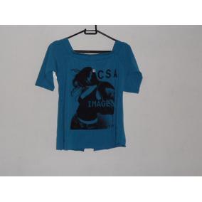 Blusa De Manguinha Sku Lc35
