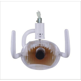 Lampara De Halogeno Con Reflector Para Unidad Dental